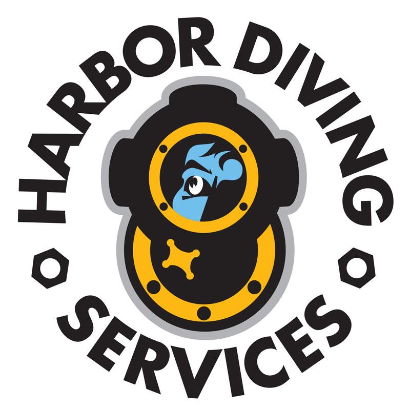 Harbor Diving Services logo