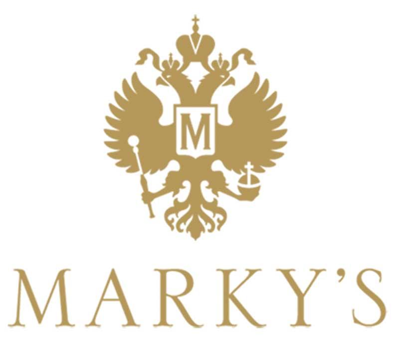 Marky's Caviar & Gourmet Food logo