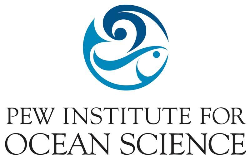 Pew Institute for Ocean Science logo
