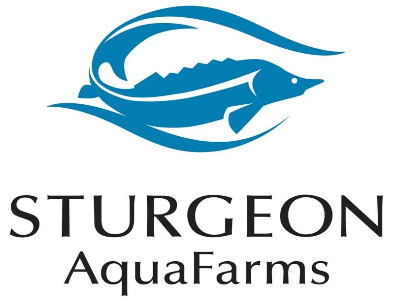 Sturgeon AquaFarms logo