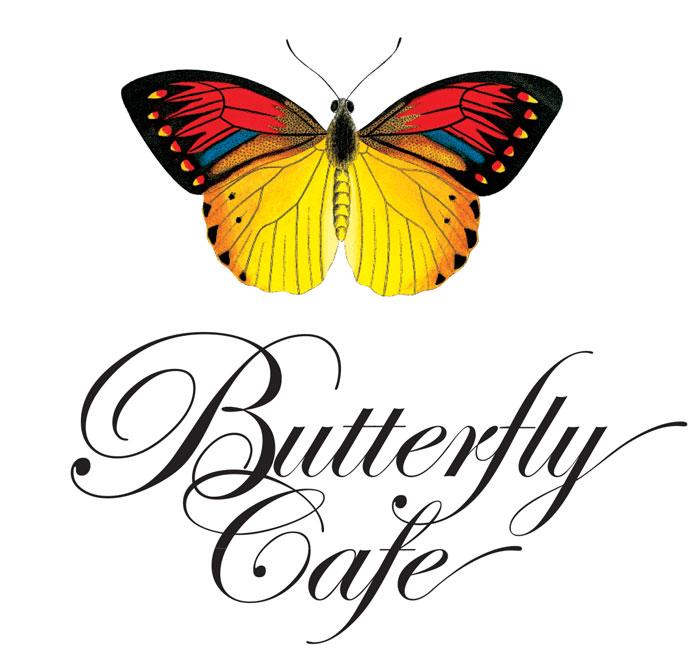 Butterfly Cafe logo