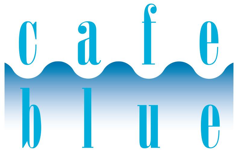 Cafe Blue logo
