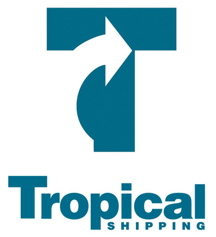 Tropical Shipping logo