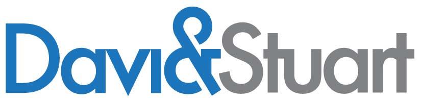David & Stuart logo
